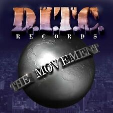 The Movement [PA] by D.I.T.C. (CD, Feb-2011, Traffic (England))