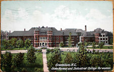 1910 Postcard: State Normal/Industrial College for Women - Greensboro, NC