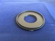 Metal Converter For BD M26 36tpi microscope objective TO M52 52mm Adapter