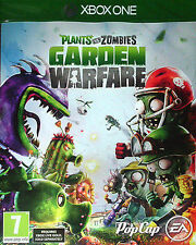NEW & SEALED! Plants vs Zombies Garden Warfare Microsoft XBox One Game UK
