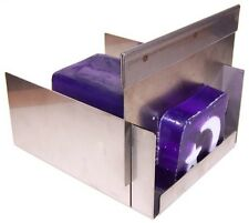 Cutter for Soap Loaves - Metal Soap Loaf Cutter for cutting Bars of Soap