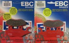 EBC X Series Front Brake Pads 2 Sets '12-14 Kawasaki KVF750 Brute Force 4x4i EPS