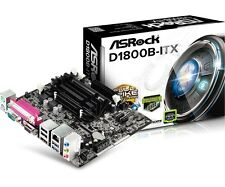 ASRock D1800B-ITX - ITX Motherboard for Intel Integrated CPU CPUs