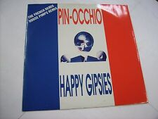 "ITALO DISCO - PIN-OCCHIO - HAPPY GIPSIES - 12"" VINYL 1994"