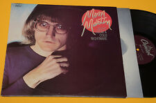 MOON MARTIN LP SHOTS FROM A COLD NIGHTMARE ORIG ITALY 1979 EX++ TOP AUDIOFILI