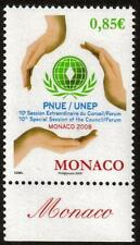 MONACO MNH 2008 The 10th Special Session of the Governing Council