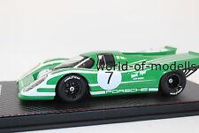 FrontiArt F018-07 Porsche 917  7 David Piper  grün weiß  1:18 NEU mit OVP