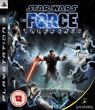 Star Wars The Force Unleashed ~ PS3 (in Great Condition)