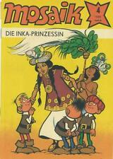 Mosaik 1981/ 4 (Z1, Aufkleber), Junge Welt