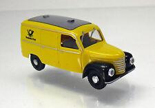 Busch 51205 IFA Framo V901/2 Kasten Deutsche Post DDR-gelb graues Lederdach 2.V.