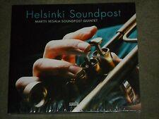 Martti Vesala Helsinki Soundpost sealed