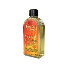 Natural Vitamin E Base OIL 100ml 100% Pure Cold Pressed FREE P&P  Aromatherapy