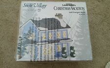 Department 56 Todd & Margo's house Christmas Vacation Enesco
