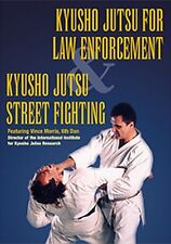 Kyusho Jutsu for Law Enforcement & Kyusho Jutsu Street Fighting *NEW DVD*