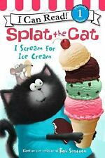 I Can Read Book 1 Ser.: I Scream for Ice Cream by Rob Scotton (2015, Hardcover)
