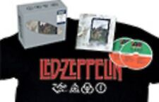 Led Zeppelin IV Best Buy Exclusive Deluxe 2-CD Set with XL T-Shirt
