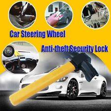 Universal T-Style Auto Steering Wheel Anti-theft Security Lock Stoplock+2 Keys