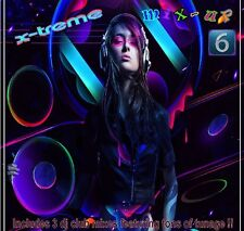 X-TREME MIX UP 6 -  SUMMER 2013 CD - 3 DJ MIXES (CLUB REMIXES) LISTEN