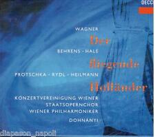 Wagner: Der Fliegende Holländer / Dohnányi, Behrens, Hale - CD Decca