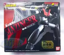 超合金魂 鐵甲萬能俠 BANDAI Soul of Chogokin GX-45 35th Anniversary MAZINGER Z Action Figure used
