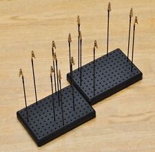 GJJC09B Painting Stand Base and Alligator Clip Set Modeling Tools NEW
