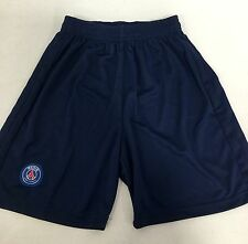 Paris Saint-Germain F.C. PSG Paris SG Ligue 1 Dri Fit Soccer Shorts Sz S - NEW