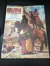 Arizona Highways July 1969 exclusively devoted to the art of R BROWNELL MCGREW