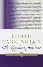 Modern Library 100 Best Novels: The Magnificent Ambersons by Booth Tarkington...