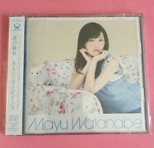 "AKB48 Mayu Watanabe 2nd Solo Single ""Otona Jelly Beans"" Firs Press Limited A"