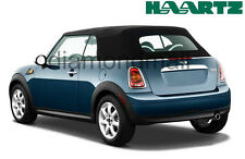 Mini Cooper Convertible Soft Top With Heated Glass window 2003-2008 Black Cloth