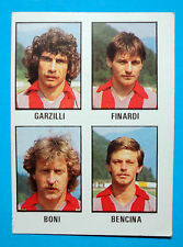 CALCIO FLASH 1981-82 Lampo Figurina-Sticker n.314-CREMONESE-GARZILLI....-New