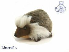 Wholesale Job Lot of 4 Plush Hedgehog Soft Toys by Hansa toys. Stock Clearance.