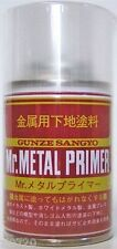 Mr Hobby Metal Primer 100ml Spray B504 Gunze GSI Creos Paint Primer Tool Supply
