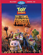 Toy Story That Time Forgot (Blu-ray Disc, 2015) w/ Slipcover *No Digital HD*