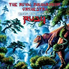 Plays The Music Of Rush - Royal Philharmonic Orchestra (2012, CD NIEUW)
