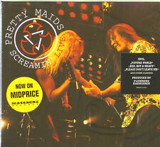 CD - Pretty Maids - Screamin' Live - #A2832 - Neu