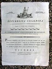 W340-REP.CISALPINA-BERGAMO-ASTA 13 CAVALLI