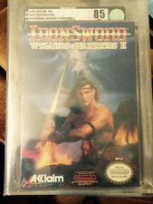 Wizards And Warriors 2 IRONSWORD For Nes Nintendo Brand New Vga Graded 85, Rare