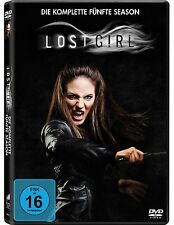 Lost Girl Season 5 [4 DVDs] NEU DEUTSCH Die komplette fünfte Staffel DVD Series