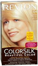 Revlon ColorSilk Hair Color 04 Ultra Light Natural Blonde 1 Each (Pack of 4)