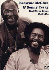 Brownie McGhee Sonny Terry Red River Blues Guitar DVD