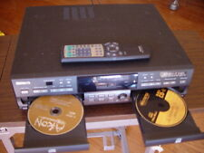 Aiwa XC-RW700U Dual Tray CD Recorder Fully Tested Great Working Condition