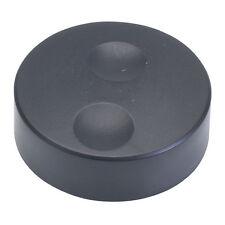 Encoder Knob for Splined Shafts Cliff K18 35g Black Dial Knob