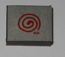 VINTAGE LAUREL BURCH SWIRL rubber stamp ~ crafts cards #253C