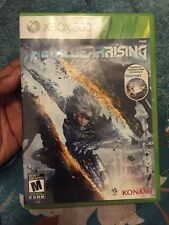 Metal Gear Rising Revengeance Walmart Exclusive Edition with Soundtrack Xbox 360