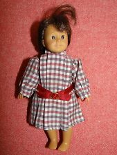 "American Girl ~SAMANTHA~ 2001  6"" MINI DOLL  Loose/Not Complete - Original dress"