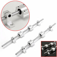 Linear Rail Shaft With SK8 SCS8UU Guide Support Bearing Slip Motors 8mm 300mm
