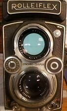 ROLLEIFLEX TLR 6X6 AUTOMAT MX TYPE 1 W/ ZEISS T* 75MM 3.5 TESSAR Serial # 145861