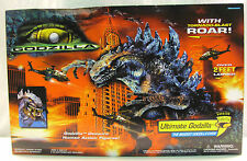 "Ultimate Godzilla ""Biggest Ever"" Toy by Trendmasters 1998 MIB SEALED Figure Toho"