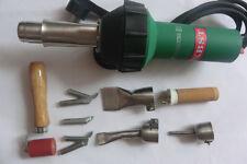 110V/220V 1600w PVC Plastic Welding Hot Air Gun Welder Pistol FREE DHL shipping